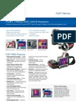 FLIR T425 Datasheet