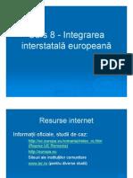 Integrare Europeana