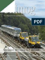 Unimog Magazin 207