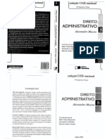 100163633 Colecao OAB Nacional Primeira Fase Vol 08 2009 Mazza Alexandre Direito Administrativo