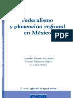 Federalismo Planeacion Regional Mexico