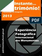 Num Instante o Patrimonio_EFIM 2013[1]