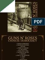 Guns N' Roses - 2008 - Chinese Democracy [Digital Booklet]
