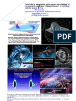 Shifting focus from wormhole to warp drive