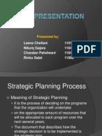 Strategic Planning Process and Dairy Pak Case Study