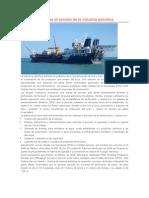 Buques ecológicos al servicio de la industria petrolera