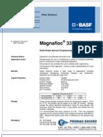 Chemicals Zetag DATA Powder Magnafloc 336 - 0410