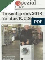 Wien at Umweltpreis RUSZ