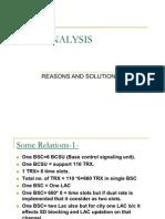 3G Network Analysis