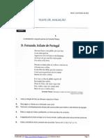 Mensagem - Teste Aval.sumat.D.fernando (Blog12 12-13)