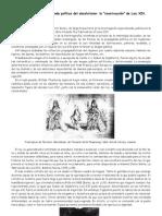 CAMPAGNE_ Peter Burke y la propaganda política del absolutismo. La construcción de Luis XIV.doc