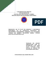 087-Tesis-Propuesta de Un Plan de Higiene y Seguridad Industrial