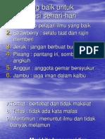 7.  TEKNOLOGI BIOINDUSTRI (SCP)