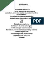 Procesos de Soldadura 2007