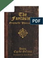 The Fantasists by John Lynch