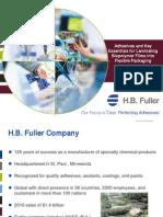 Adhesive Biopolmer Film Lamination Hb Fuller Workshop