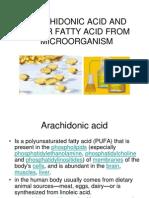 Arachidonic Oil