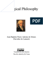 Jean-Baptiste Lamarck - Zoological Philosophy