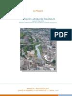 Capitulo 6- El Agua en La Ciudad de Tegucigalpa