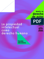 propiedad intelectual como derecho humano.pdf