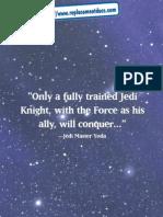 Star Wars - Jedi Knight - Manual - PC
