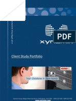Xynomix Client Study