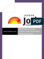 Josh Magazine SBI Associate Bank Clerk Exam Guide 2012 1
