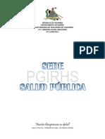 Pgirhs Salud Publica