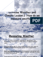 lesson 2 measuring the weather