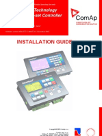 COMAP IGS NT 2.2 Installation Guide