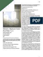 MÉTODO E HIPOTESIS CIENTIFICOS J.L. FLOREZ CÁNO.pdf