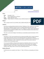 Final English 235 RequestCenter Informal Report 1