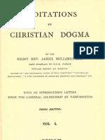James Bellord, Meditations on Christian Dogma, 1906