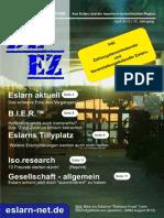 Die Erste Eslarner Zeitung, 04.2013