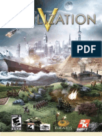Civ v Manual Spanish Updated