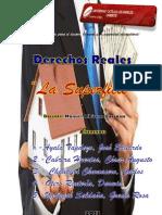 El Derecho de Superficie -Derechos Reales-2013