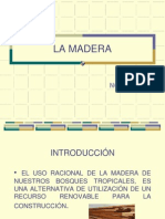 La Madera Tecnoma