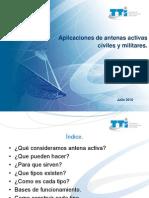Antenas Activas TTI