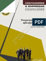 Manual Operativo Nº 5 - Presunciones tributarias aplicadas por la sunat  (OK)