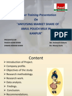 ppt on amul