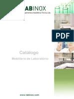 Catálogo de Mobiliário de Laboratório - Labinox