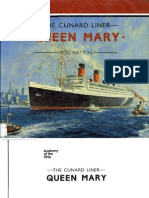[Conway Maritime Press] [Anatomy of the Ship] Queen Mary