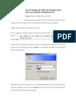 Cómo Utilizar la Función de Filtro de Internet para Menores en el Router Inalámbrico N.pdf