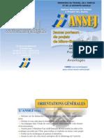Dépliant ANSEJ Français (Tablat, Ma ville)