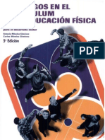 Los juegos en el curriculum de la educación fìsica