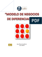 MODELO DE EMPRESA DE DIFERENCIACIÓN