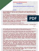 Dave MacPherson - Deceived & Being Deceived (Re Walvoord, Et Al)