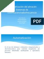 Automatización del almacén (1)
