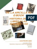 De La Arcilla Al E-Book