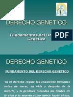 Derecho Genetico (Clase 01)